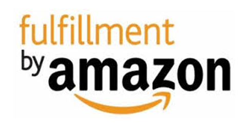 fulfilled by amazon logo